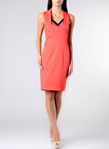 Bessini Elbise Kırmızı